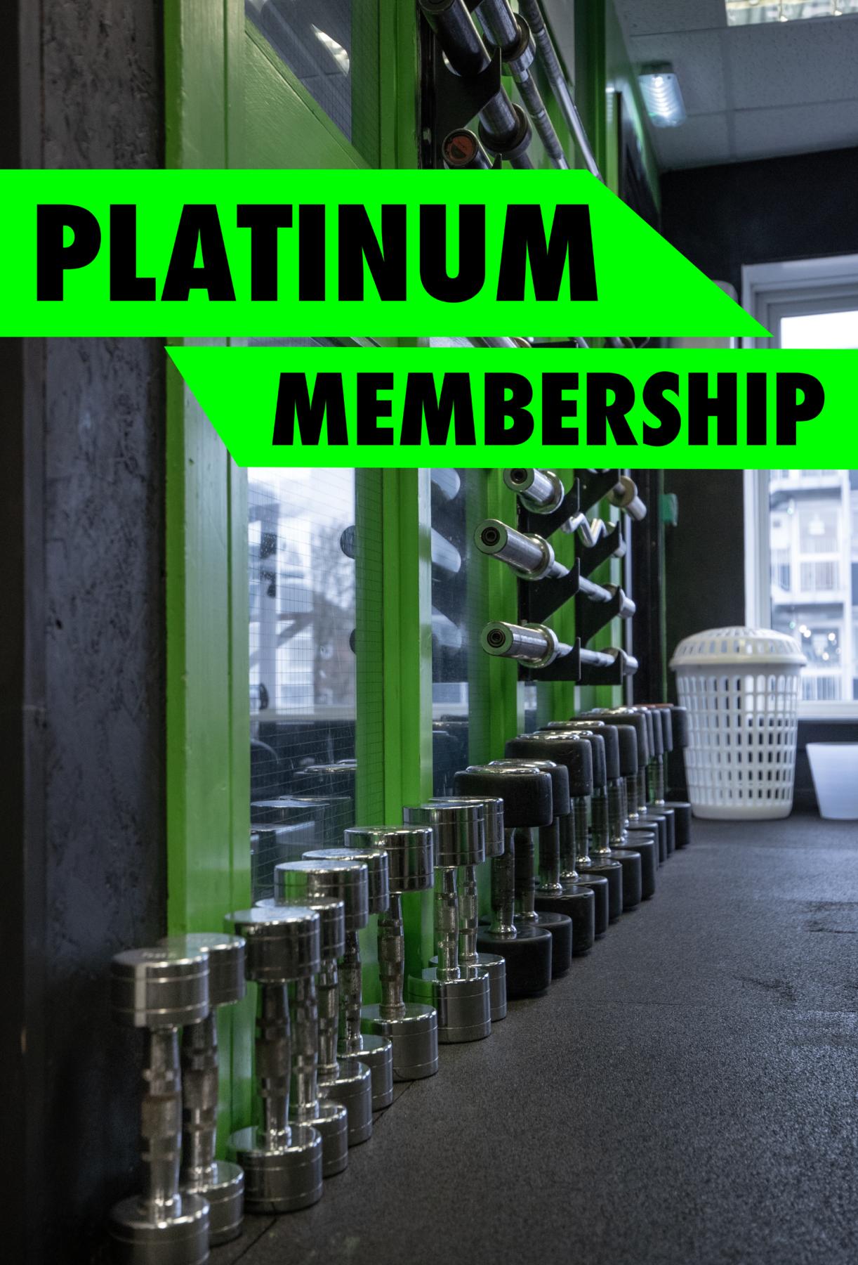 Platinum Performers